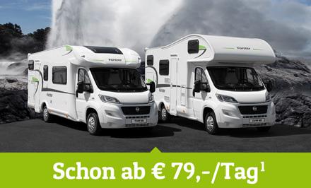 © GO EXPLORE Reisemobile – Vermietung