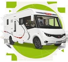 © GO EXPLORE Reisemobile – Challenger Integrierte