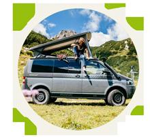 © GO EXPLORE Reisemobile – Multicamper Adventure