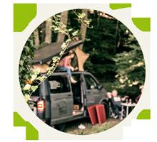 © GO EXPLORE Reisemobile – Multicamper Nature