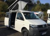 © GO EXPLORE Reisemobile – Verkauf Multicamper T5 4 Motion